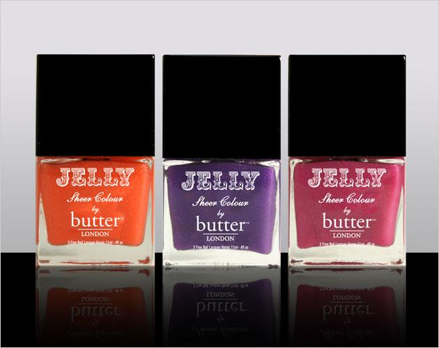 Butter London Jelly Nail Polish | StyleCaster
