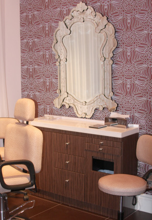 anastasia brow station resized 2 Top Celebrity Pre Oscar Salon Treatments