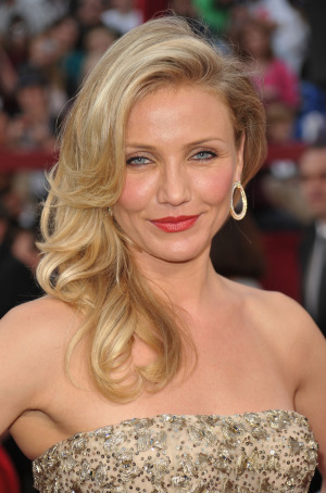 cameron diaz oscars 2010 beauty Best Oscars 2010 Hairstyles and Beauty Trends
