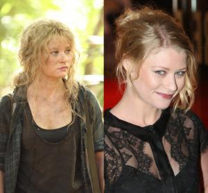 Emilie De Ravin Hairstyle