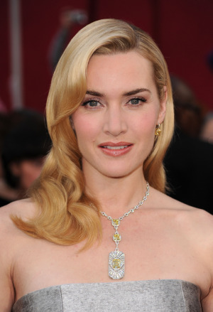 kate winslet oscars 2010 beauty Best Oscars 2010 Hairstyles and Beauty Trends