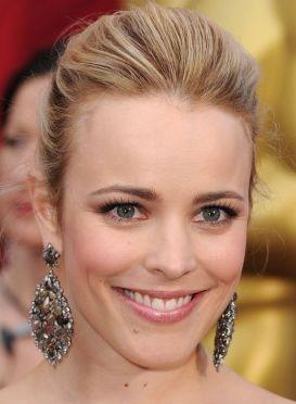 rachel mcadams 2010 oscars beauty celebrity hairstyles Get The Look: Fresh Faced At The Oscars