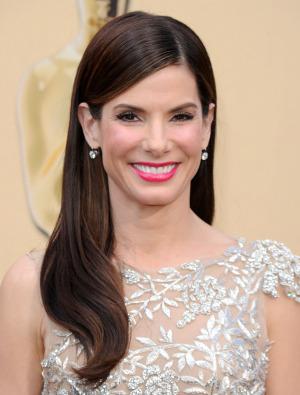 sandra bullock oscars 2010 Best Oscars 2010 Hairstyles and Beauty Trends