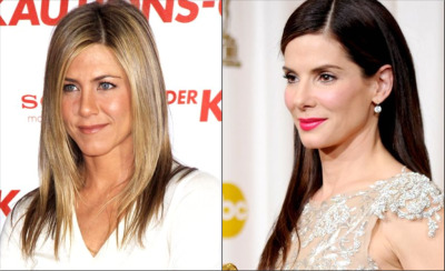 celebrity hairstyles trend side part Springs Hottest (And Easiest!) New Hairstyle