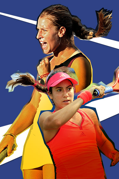 braids hairstyles us open tennis trend The Long Braid: Official Hairstyle Of The U.S. Open