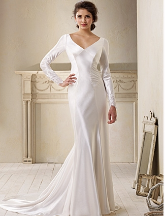 cbd09df116c Bella Swan s Wedding Dress Is On Sale NOW!