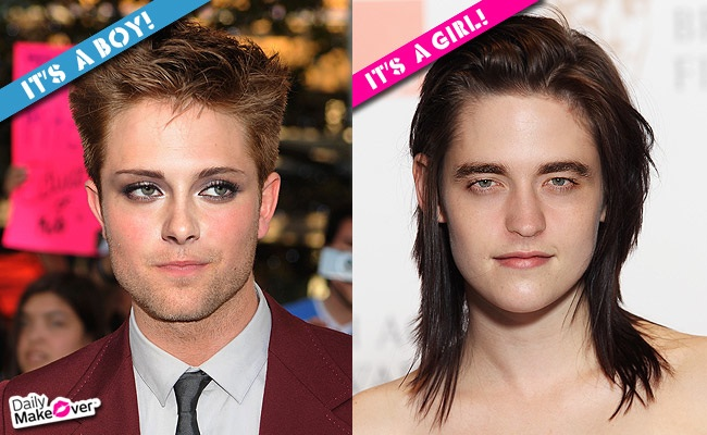 facemash A Look At Kristen And Robs Future Children