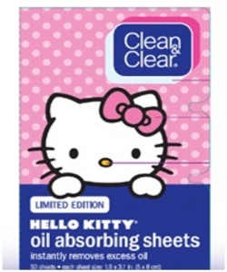 Hello Kitty Oil Absorbing Sheets.jpg
