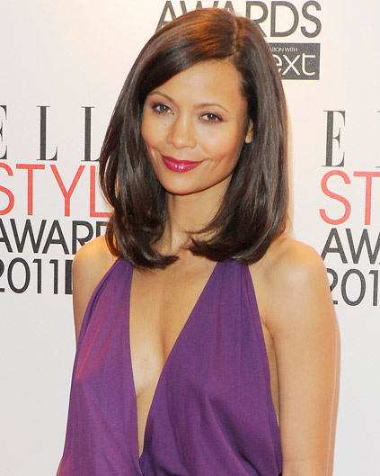 thandie post Thandie Newton On Olay, Juicing, And Yoga