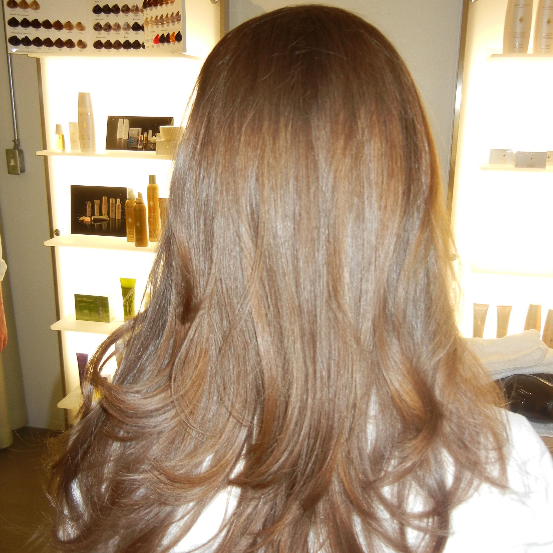 prettyhair400400 Hair That Sparkles Like (Conflict Free) Diamonds