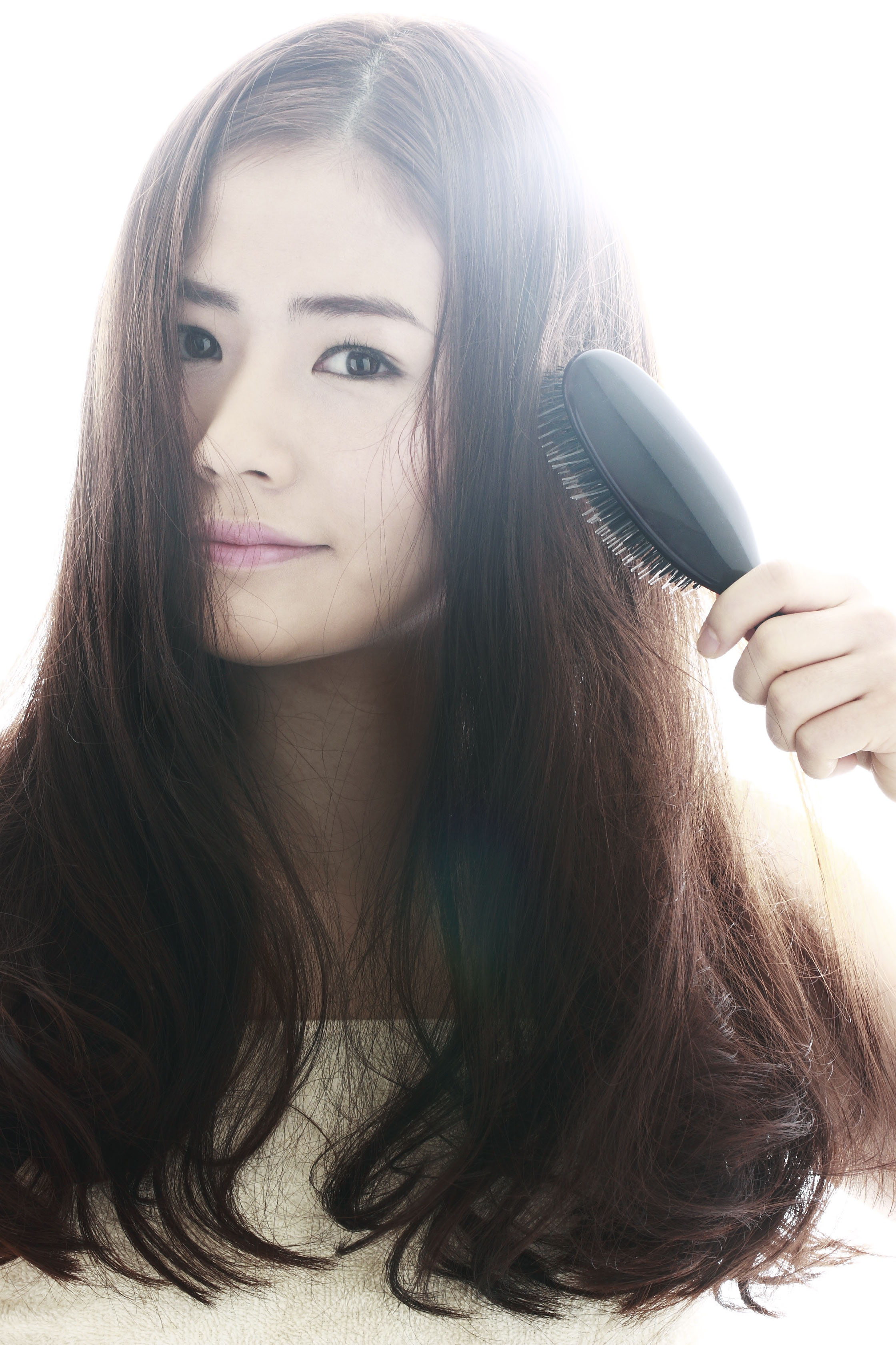 shinyhair400600 Hair That Sparkles Like (Conflict Free) Diamonds
