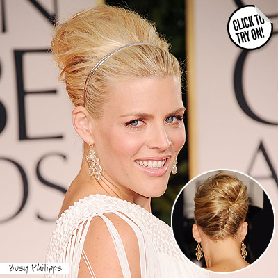 wella gg busy Easy Tricks To Create Golden Globes Hairstyles!