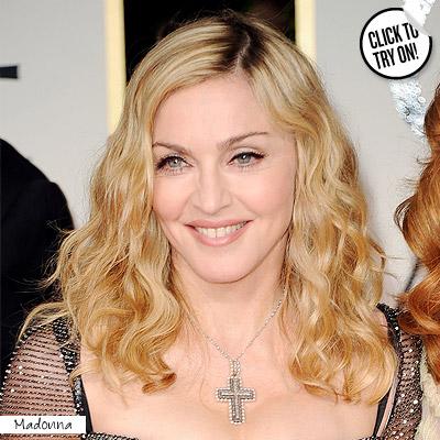 wella gg madonna Easy Tricks To Create Golden Globes Hairstyles!