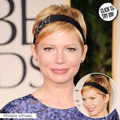 wella gg michelle Easy Tricks To Create Golden Globes Hairstyles!