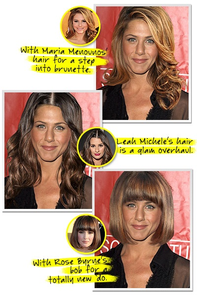jen an tryons Jennifer Aniston Is Changing Her Hair!