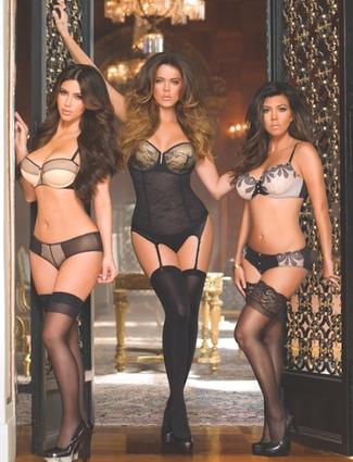 1d1e3a90af7 Kardashian lingerie.jpg (Slideshow). Photo  Kardashian Kollection