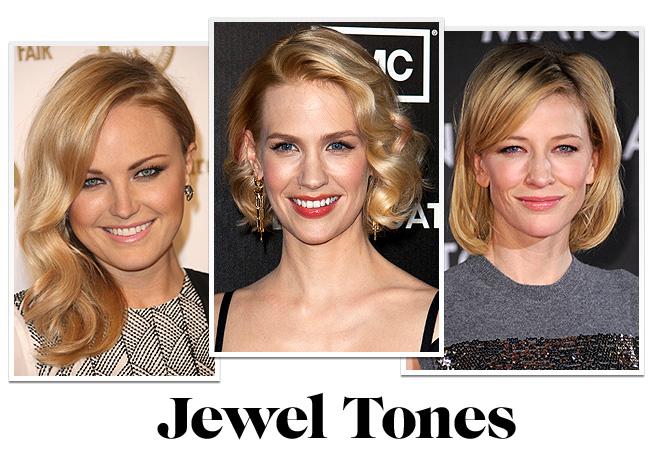 minaridi blonde jewel Springs Sexiest New Hair Colors