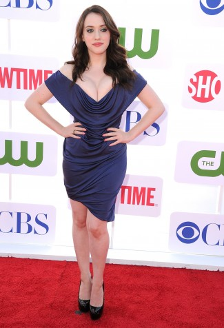kat dennings boobies1 e13437505754341 How Much Is Too Much Boob?