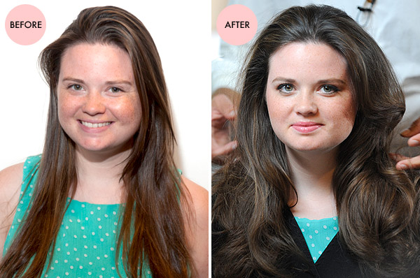 pantene beforeafter Enter To Win A Makeover And Trip To NYC From Pantene