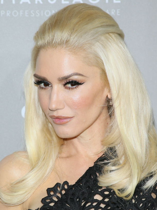 gwen stefani big hair