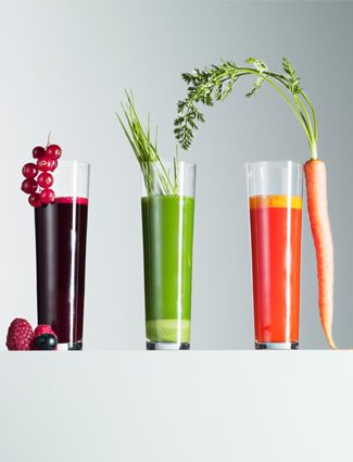 Juice Improves Fitness