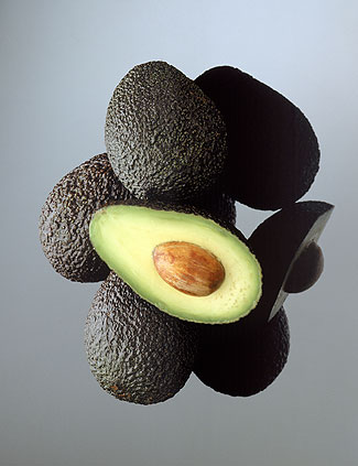 Tasty avocado...or luxurious skin treatment? (Answer: both!) Photo: Getty Images