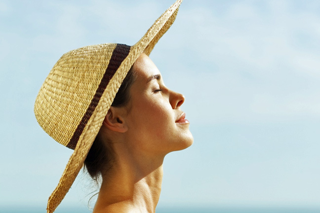 How To Make Sun Damaged Skin Look Younger