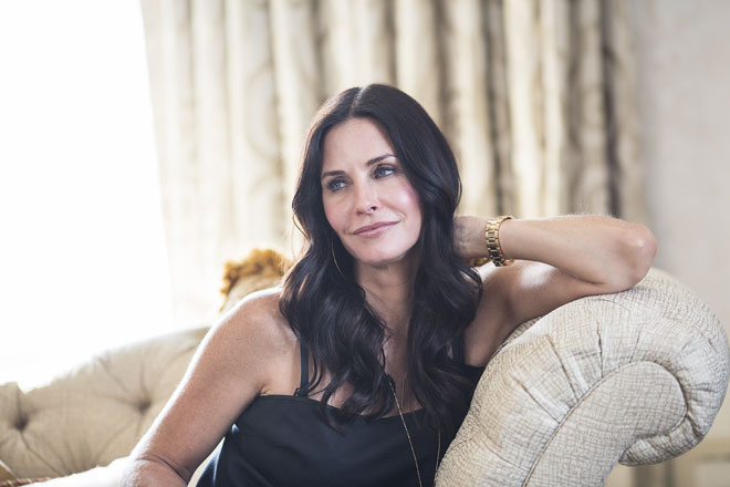 Courteney Cox Shares Her Cougar Hair Tips Daily Makeover Stylecaster