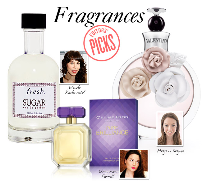 eds picks fragrances Editors Picks: Favorite Fragrances