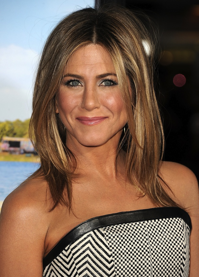 Jennifer Aniston Wanderlust