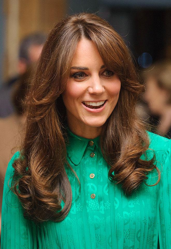 Kate Middleton's new haircut