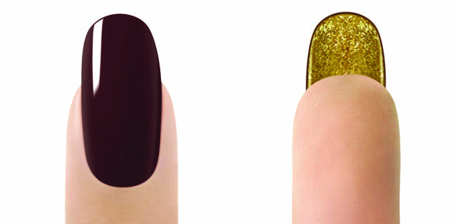 nails james bond Create 7 Different Nail Art Designs With This Polish Collection