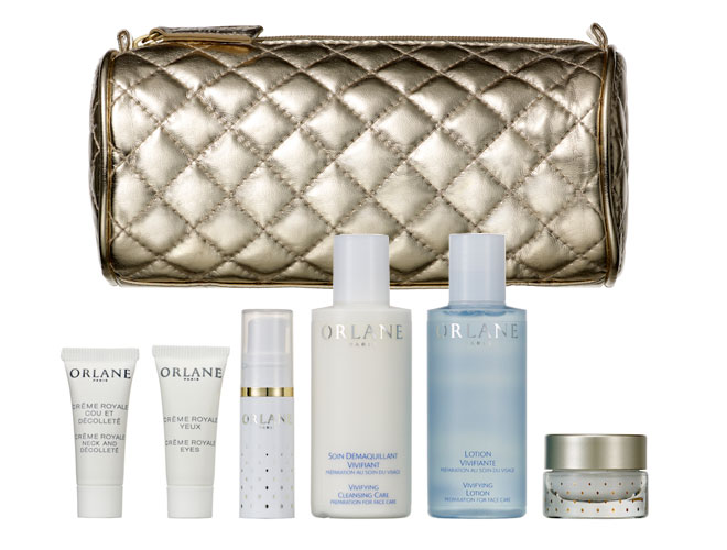 Orlane Beauty in the Bag for Bergdorf Goodman