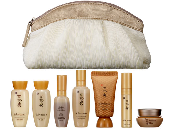 Sulwhasoo Beauty in the Bag at Bergdorf Goodman