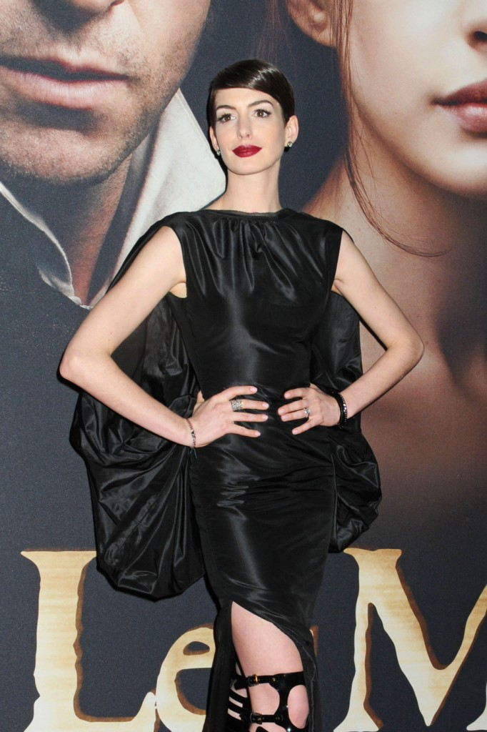 88176pcn les47 682x1024 News: Anne Hathaway Responds To Pictures Of Her Revealing Look; Shia LaBeouf Gets A Major Makeover