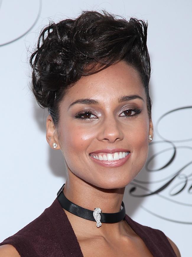 News Alicia Keys New Haircut Hilary Clinton Reveals Her Hair