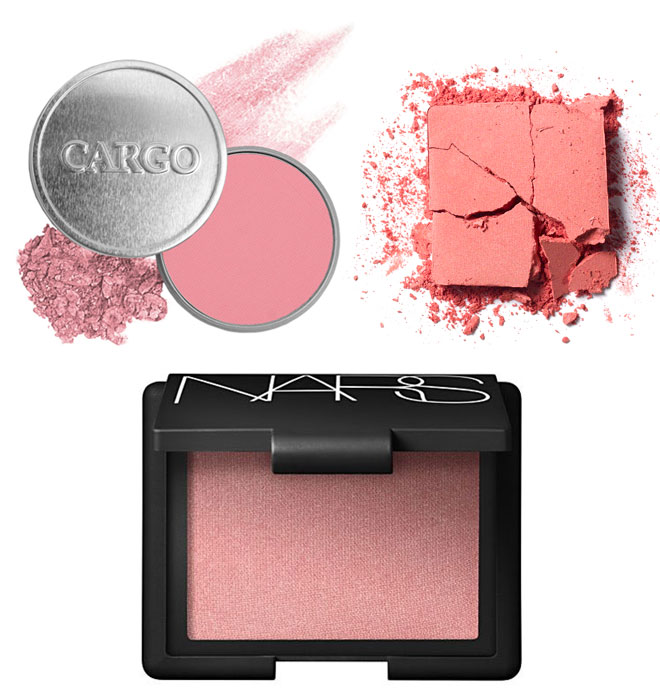 Blush shades that look good on everyone
