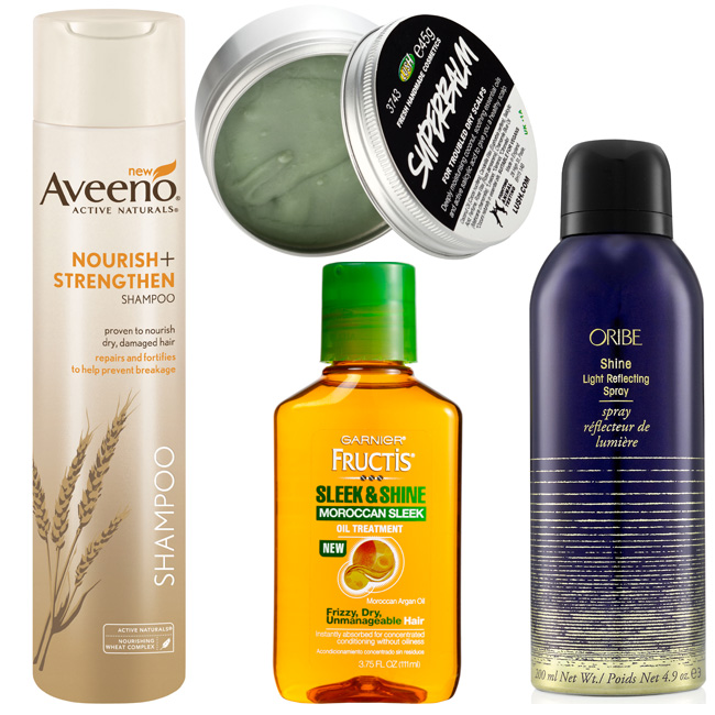 products for dry hair