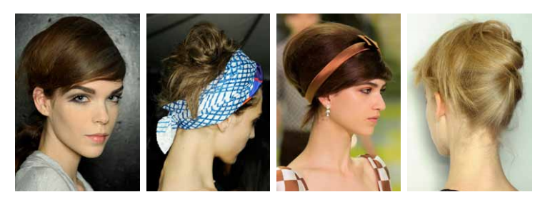 factory Try These 3 Spring Hair Trends Now