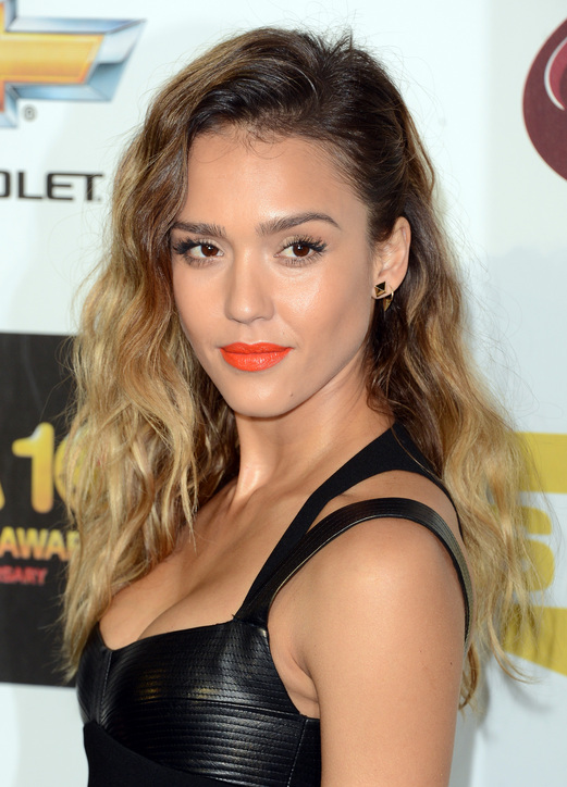 Jessica Alba Spike TV's 10th Annual Video Game Awards