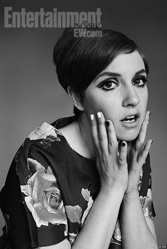 News: Lena Dunham Channels Twiggy, Julianne Moore Goes Goth
