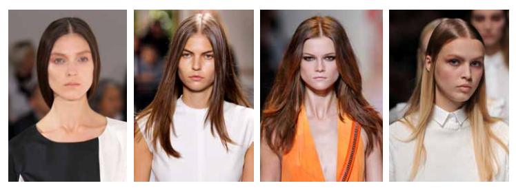 simple Try These 3 Spring Hair Trends Now
