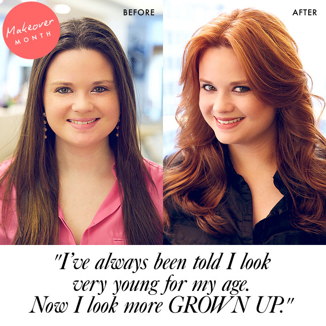 Real Girl, Real Makeover: I Went Red!