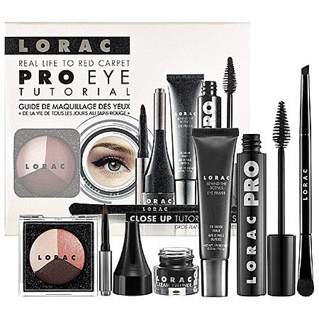 Lorac Pro Eye Tutorial Kit