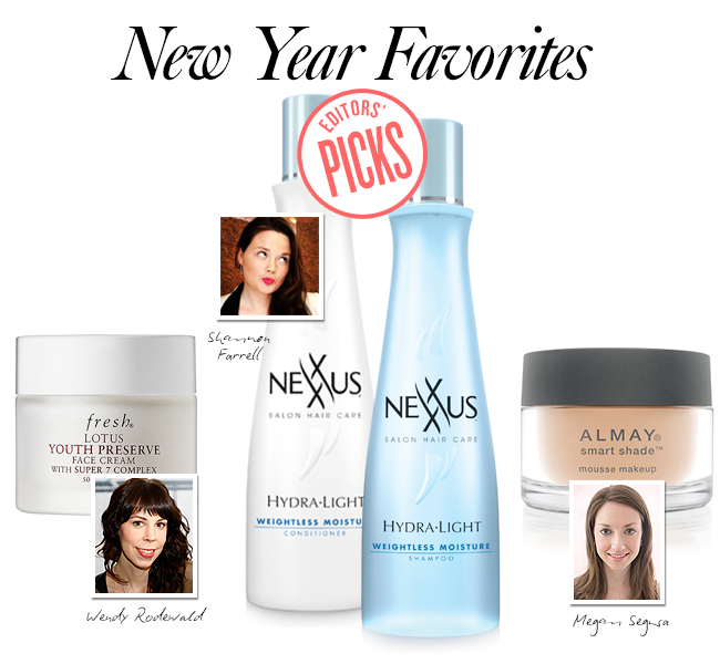 2013 Beauty Products