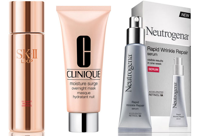 Products for prettier skin