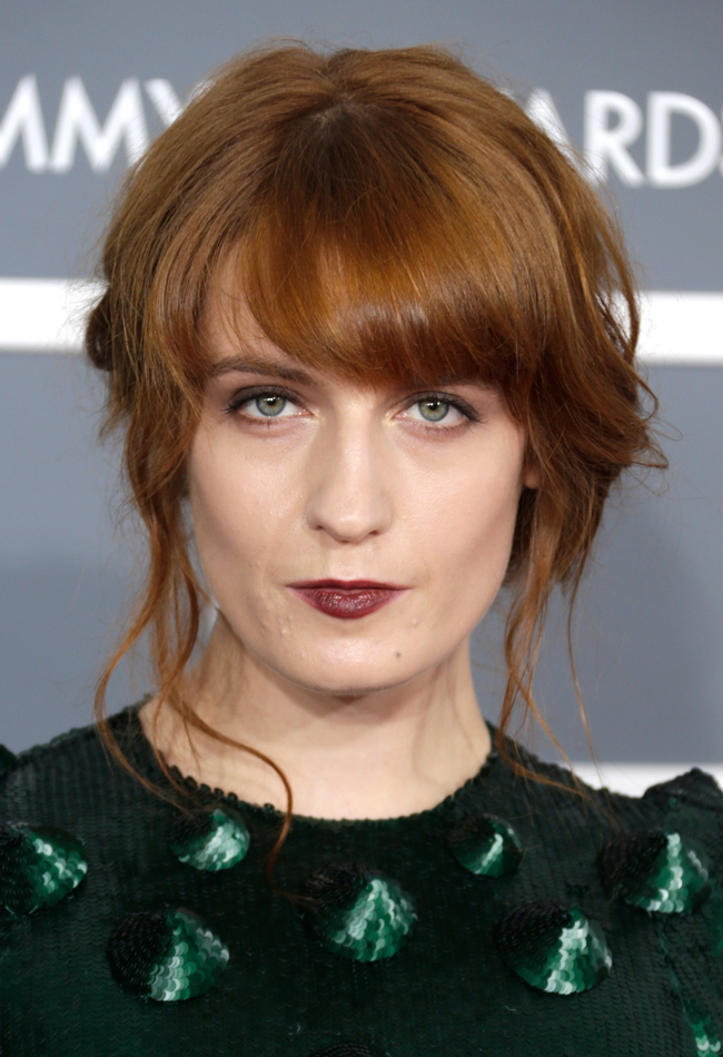 Florence Welch Grammy Awards