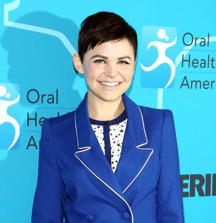 ginnifer Ginnifer Goodwin Copied Her Publicists Haircut; Has Kissed Actors With Tuna Breath