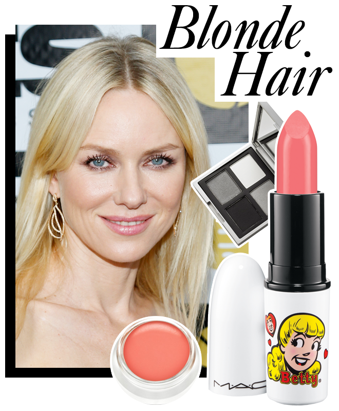 The Best Makeup For Your Hair Color Daily Makeover Stylecaster