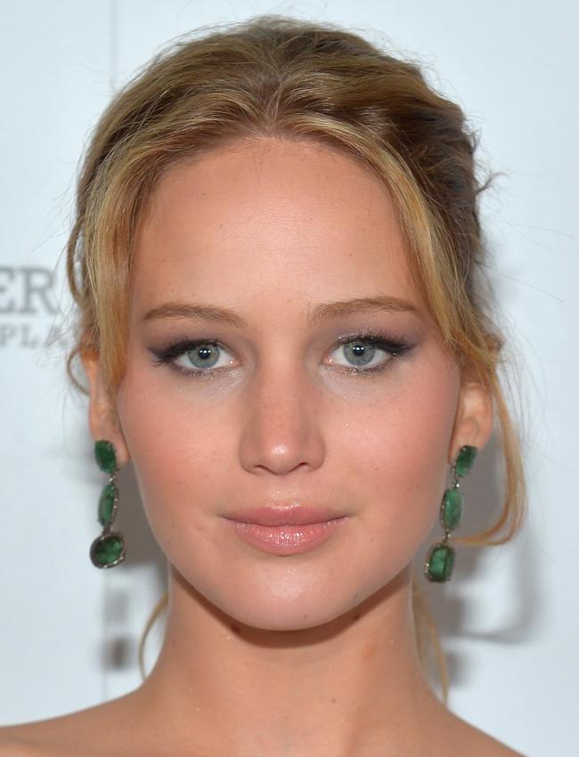 Jennifer Lawrence Pre-Oscars Party